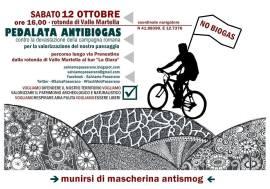 pedalata nobiogas Gallicano