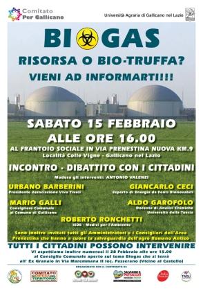 manifesto 15 febbraio