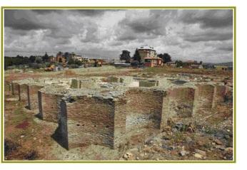 La Villa di Giulio Cesare e di Massenzio