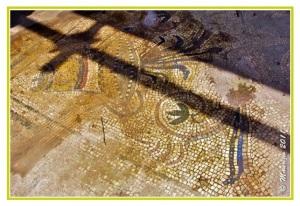 Alcuni dei Mosaici rivenuti sul sito archeologico considerati in un incontro internazionale al quale hanno partecipato i massimi esperti, di inestimabile valore