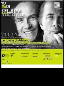 locandina Rovine Adriano