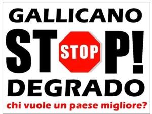 stop degrado