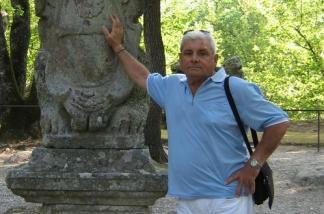 Vittorio Caratelli Presidente dell'Associazione U.R.A.Z