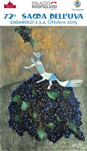 locandina sagra dell'uva