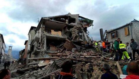 Emergenza sangue per il terremoto in Centro Italia e raccolta generialimentari
